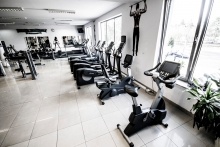 ROWER PIONOWY LIFE FITNESS